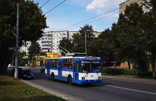 В Ровно в июле на треть возрастет стоимость проезда в троллейбусах