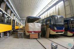 «Татра-Юг» утверждает, что может производить до 10 трамвайных вагонов в месяц