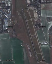 Как строится новая взлетная полоса одесского аэропорта (ВИДЕО)