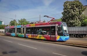 Власти Одессы интересовались польскими трамваями «PESA»