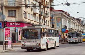 В Тернополе построят две небольшие троллейбусные линии