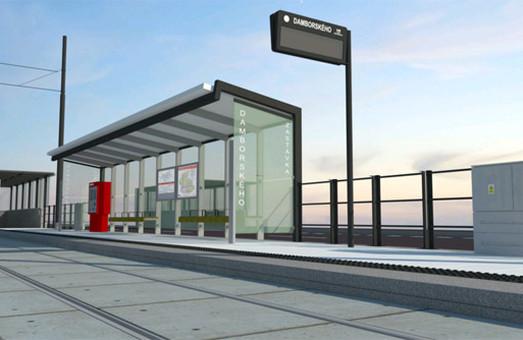 В Братиславе начали реконструкцию Карловеско-Дубравской радиальной трамвайной линии