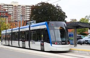 В канадском городе Ватерлоо открылось трамвайное движение