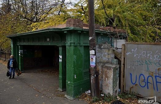 Одесская мэрия будет реставрировать некоторые старые остановки трамвая