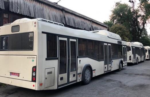 В Кривом Роге планируют закупить еще 10 больших автобусов для коммунального перевозчика