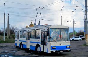 «Херсонэлектротранс» получит из бюджета города 9 миллионов гривен на погашение старых долгов