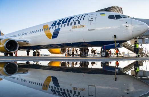 Авиакомпания «Azur Air Ukraine» хочет запустить рейсы из Одессы в Бодрум и Даламан, а из Киева – на Кубу