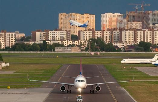 В сентябре киевский аэропорт имени Сикорского на 10 дней закроют на ремонт