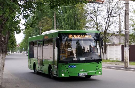 В Николаеве новые коммунальные автобусы так еще и не вышли на маршруты