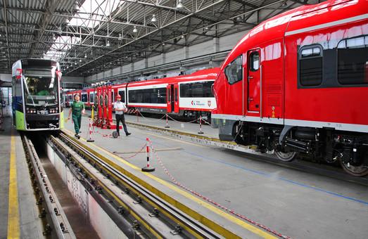 На заводе польской компании «PESA» в Быдгоше работает около восьми сотен граждан Украины