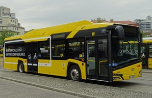 Берлин решил приобрести 90 электробусов польского производства