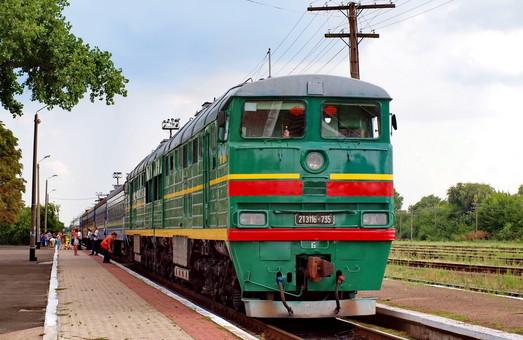 В «Укрзализныце» рассказали, сколько пассажиров перевозят за день и в скольких вагонах есть кондиционеры