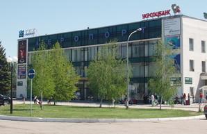 В аэропорту Запорожья модернизируют светосигнальную систему