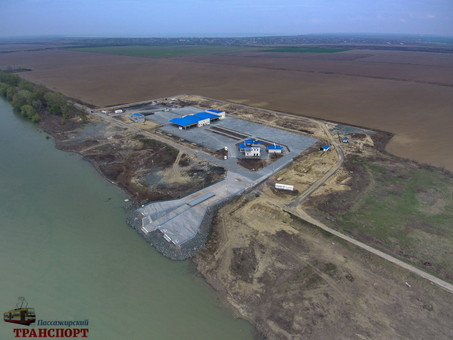 Румыния не готова: паромная переправа через Дунай в Одесской области пока не может начать работу