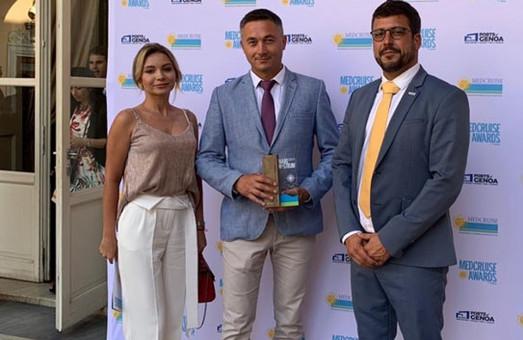 Одесский порт признали лучшим портом Черноморского региона в круизном судоходстве