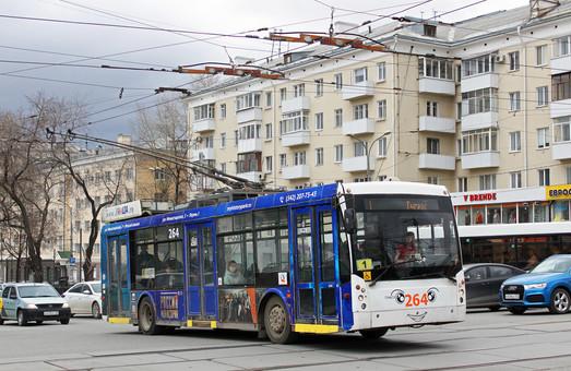 Сегодня последний день работы троллейбусов в российской Перми