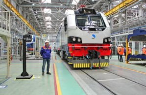 Собирать французские локомотивы «Укрзализныця» хотела бы на локомотиворемонтных заводах во Львове или Запорожье