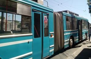 Ремонт контактных сетей и обновление парка троллейбусов «Крымтроллейбус» оценил в четыре миллиарда рублей