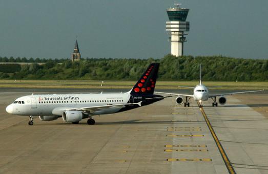 Авиакомпания «Brussels Airlines» зимой не будет летать в Украину