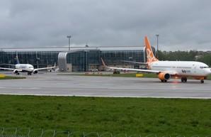 В первом полугодии 2019 года Международный аэропорт им. Данилы Галицкого во Львове обслужил почти миллион пассажиров
