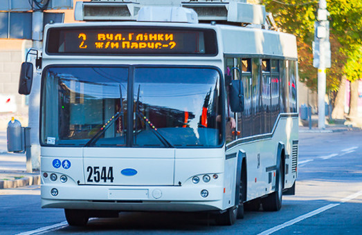 В Днепре в августе может подорожать проезд в электротранспорте