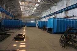 Вагоностроительный завод «Карпаты» в Новом Роздоле на Львовщине выпускает 150 грузовых вагонов в месяц