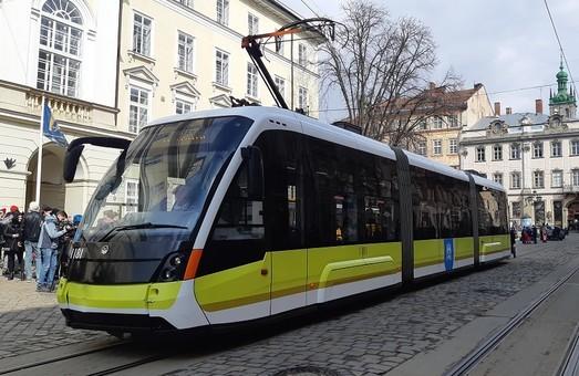 Во Львове утвердили новую ливрею общественного транспорта