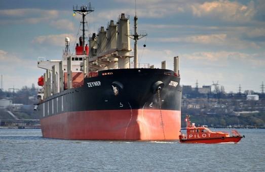 Николаевский морской порт празднует 230-летний юбилей