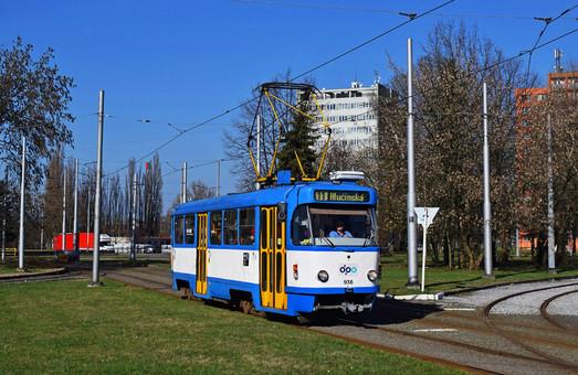 Чешский город Острава продает 20 трамвайных вагонов