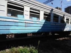 «Укрзализныця» в этом году сократила объемы ремонта электричек на Киевском электровагонноремонтном заводе