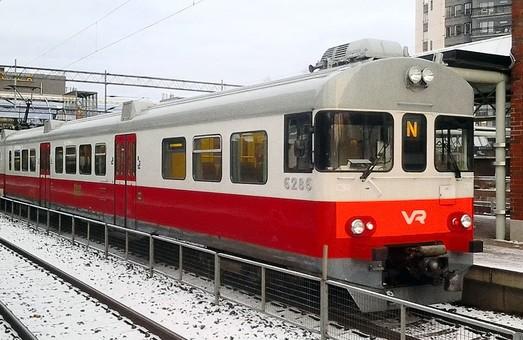 В Финляндии планируют обновить пригородные электропоезда - старые подойдут Украине