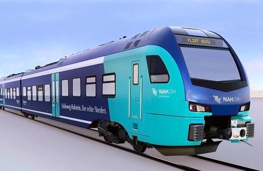 В немецком Шлезвиг-Гольштейне скоро появится 55 новых поездов «FLIRT Akku» с питанием от аккумуляторами