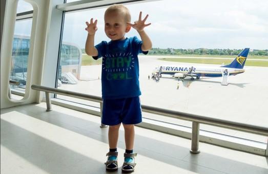 В львовском аэропорту имени Данилы Галицкого обслужили уже миллион пассажиров