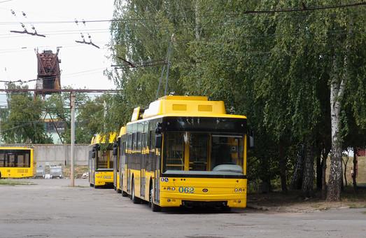 В Сумах восстановят троллейбус № 6