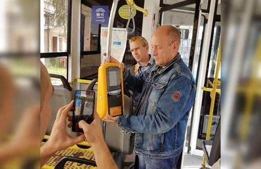 «Электронный билет» начнет работать в Виннице 1 сентября
