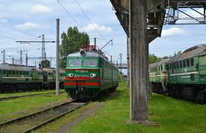 В «Укрзализныце» говорят, что имеют около 130 локомотивов резерва
