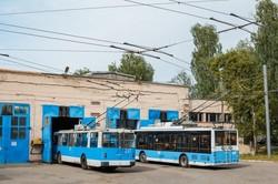 В трамвайном и троллейбусном депо Винницы установили солнечные коллекторы