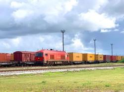Из Литвы в Украину запустили новый контейнерный поезд