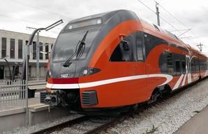Железные дороги Эстонии планируют обновить парк пригородных поездов