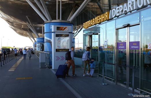 В первом полугодии 2019 года аэропорт «Борисполь» обслужил почти 7 миллионов пассажиров