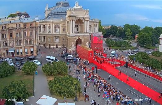 В Одессе ограничат движение на время кинофестиваля