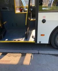 В Перми водители жалуются на низкое качество автобусов «Volgabus», которыми заменили троллейбусы