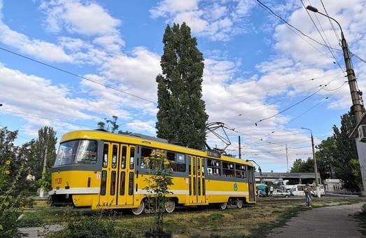 В Николаев приехали фанаты электротранспорта из Чехии