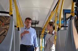 Между четырьмя городами Донецкой области предлагают запустить троллейбусный маршрут