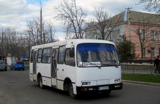 В Новой Каховке можно будет следить за движением автобусов онлайн