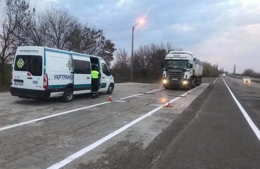 В Одессе Президенту Украины пожаловались на проблемы с габаритно-весовым контролем на дорогах области