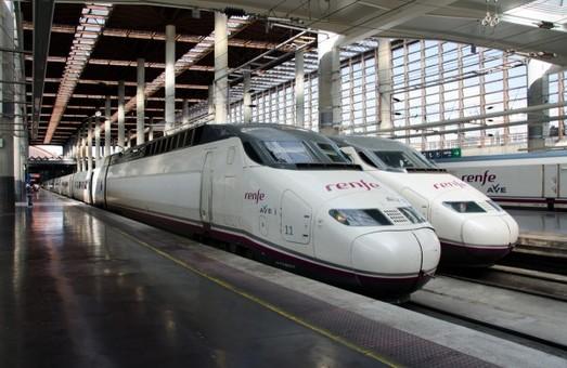 В Испании прошла крупная забастовка железнодорожников