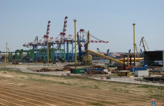 В порту Пивденный под Одессой с начала года обработали более чем 23 миллиона тонн грузов