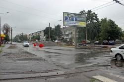 В Виннице временно прекратили курсировать несколько трамвайных маршрутов