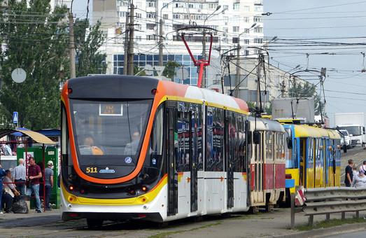 Киев будет оплачивать закупку всех трамваев «Татра-Юг» после корректировки бюджета